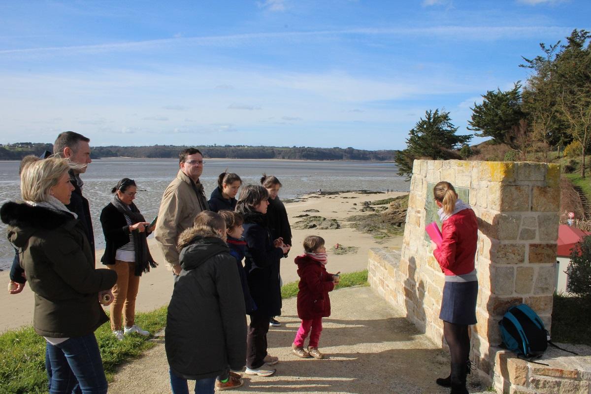 Visite insolite de Saint-Jacut-de-la-Mer